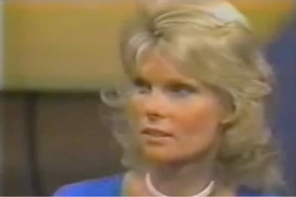 Cathy Lee Crosby finds out James Hydrick isn't a real psychic